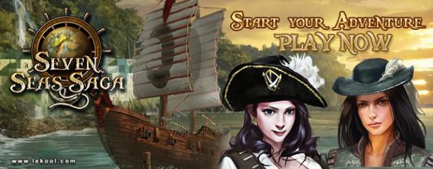 Seven Seas Saga Giveaway