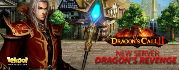 Dragon's Call 2 Item Giveaway