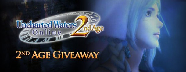 Uncharted Waters Giveaway