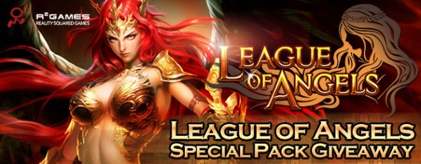 League of Angels Giveaway