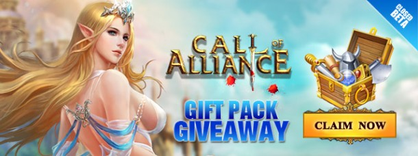 Call of Alliance Giveaway