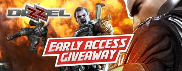 Dizzel Early Access Giveaway