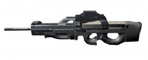 P90 Assault Rifle