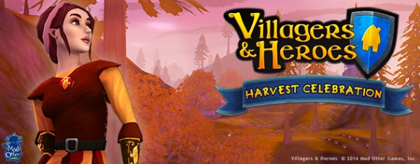 Villagers and Heroes Harvest Pack Giveaway