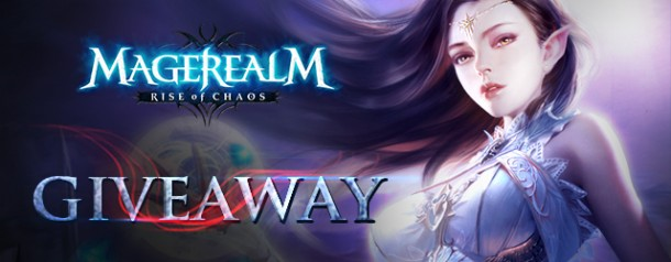 Magerealm Open Beta Gift Pack Giveaway