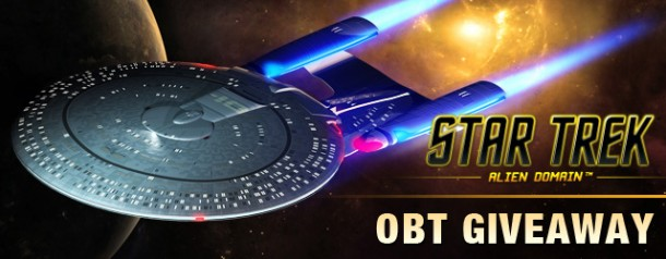 Star Trek: Alien Domain™ OBT Giveaway