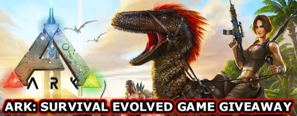 Buy ark survival evolved steam key giveaways