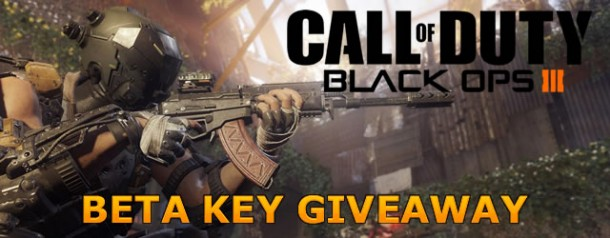 Black ops 3 pc beta code giveaways