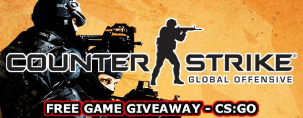 Counter Strike: Global Offensive Giveaway