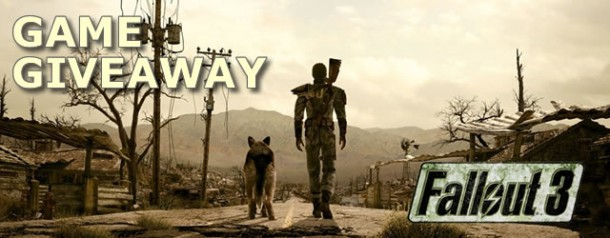 Fallout 3 game giveaway