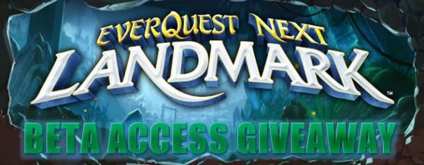 Landmark Beta Giveaway