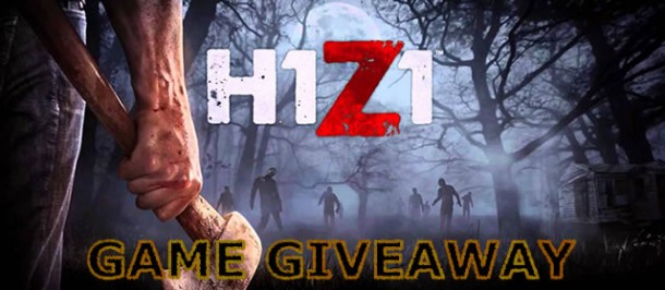 H1Z1 Game Giveaway
