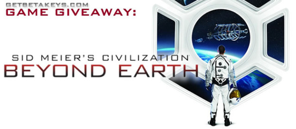 Beyond Earth Game Giveaway