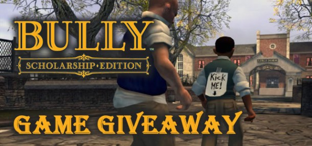 Bully: Scholarship Edition game giveaway