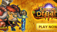 Eternal Dream is a fantastic new browser MMORPG with a refreshing art style and relaxing gameplay. It has plenty of great features like daily dungeons, guild raids, crafting, auction house, […]