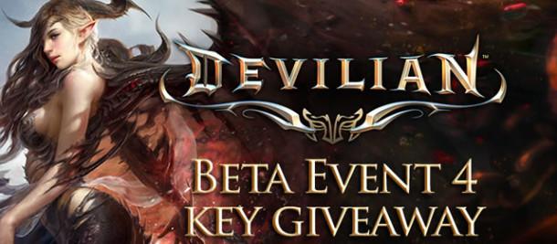 Devilian beta key giveaway