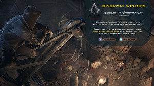 Synicate game giveaway winner