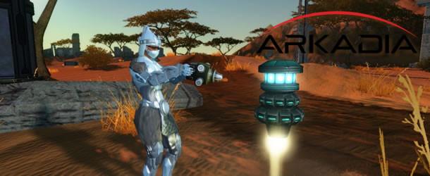 Planet Arkadia