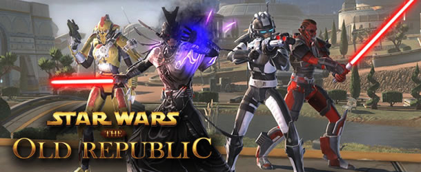 Star Wars The Old Republic (SWTOR)
