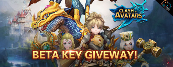 Clash of Avatars Beta Gift Pack Giveaway