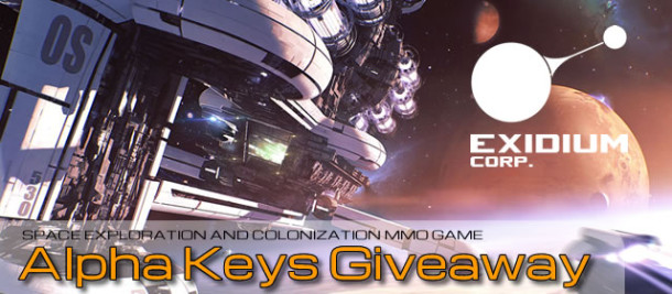 Exidium Corp Alpha Key Giveaway