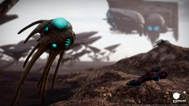 Exidium Corp The Last Frontier screenshot 02