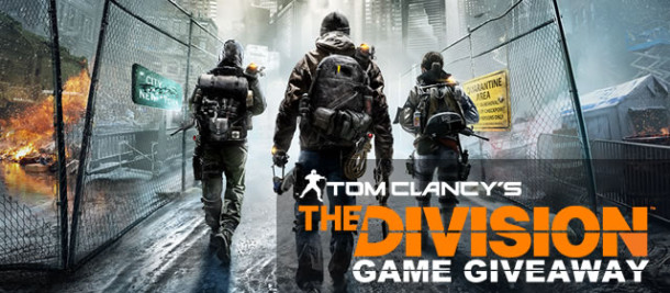 Tom Clancy's The Division Game Giveaway