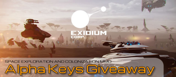 Exidium Corps Alpha Key Giveaway (2)