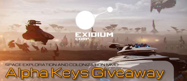 Exidium Corps Alpha Key Giveaway (2)
