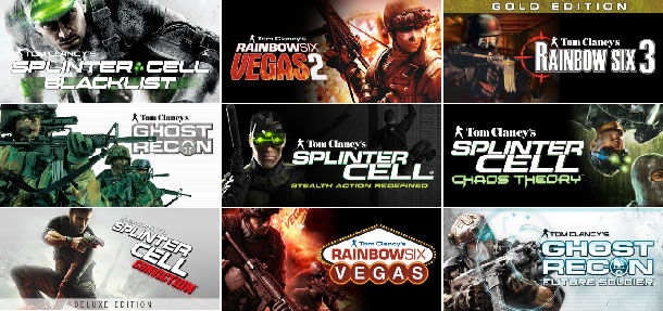 Tom Clancy's Games