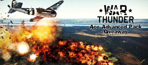 War Thunder Ace Advanced Pack Giveaway