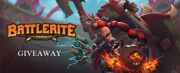Battlerite Beta Key Giveaway