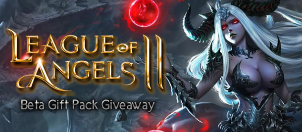 League of Angels 2 gift pack giveaway