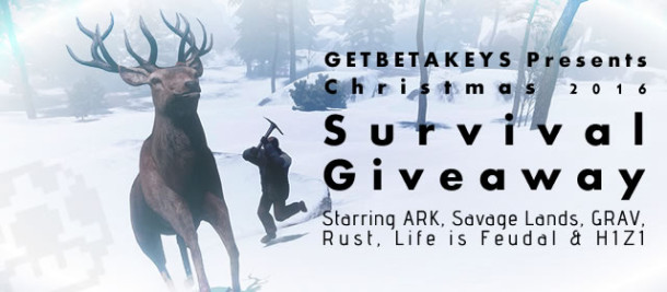 Survival Giveaway - Christmas 2016