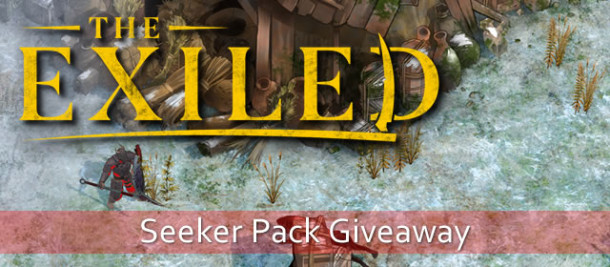 The Exiled Seeker Pack Giveaway
