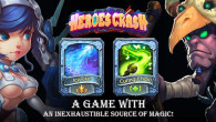 Heroes Crash is a newly released free to play card game for Android. And we have a giveaway! Heroes Crash is a free card game that merges features from RPG, […]