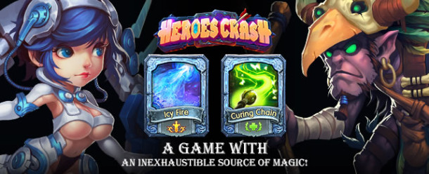 Heroes Crash Gift Pack Giveaway