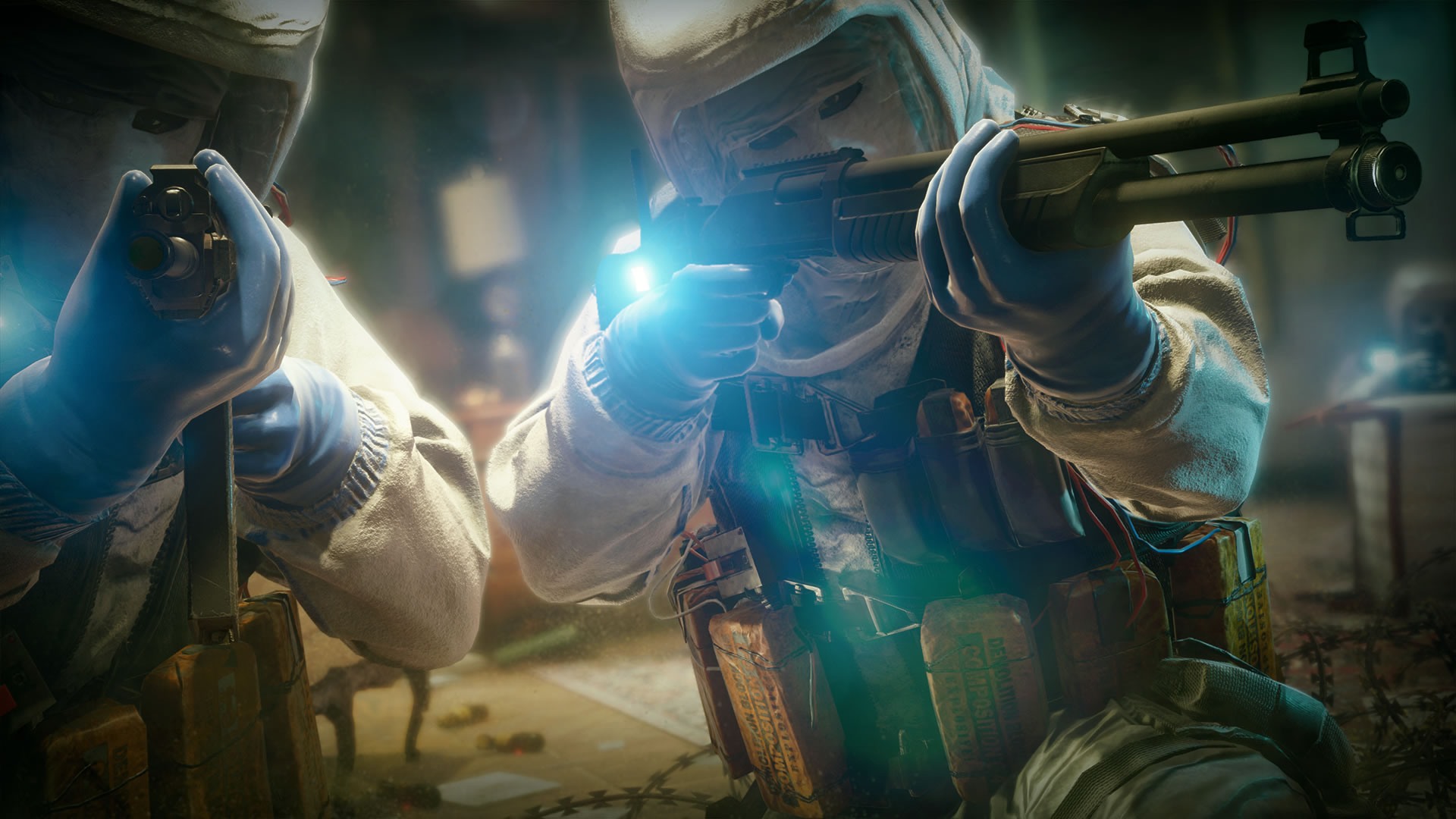 Game Giveaway Rainbow Six Siege Get Beta Keys